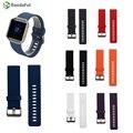 Reloj de pulsera correa de pulsera para fitbit reemplazo incendio smart watch band accesorios venda de reloj de la correa de la aptitud del deporte del silicón