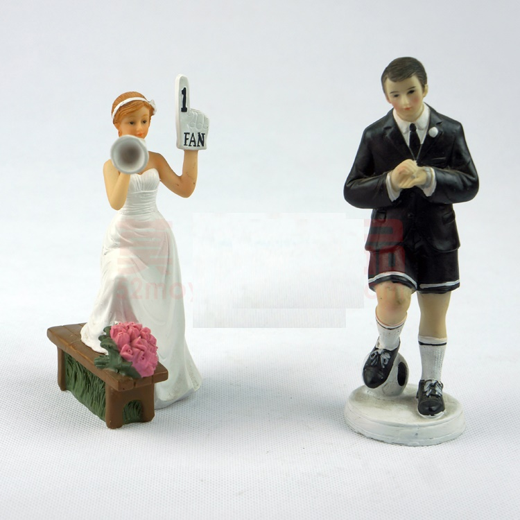 wedding cake topper figurines wedding cake toppers decorations and bridegroom 8802
