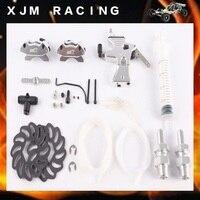 1/5 RC автомобиль второго производительность гидравлического тормозной системы Комплекты Fit HPI КМ Baja 5B игрушки части