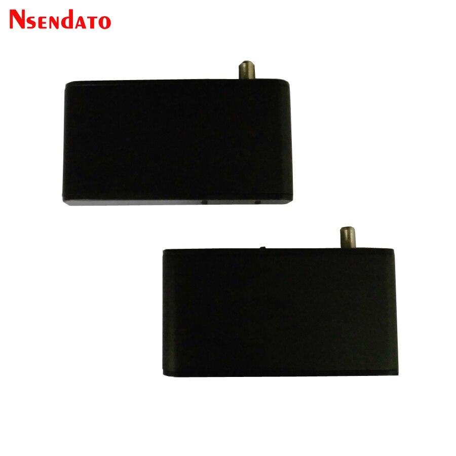 LKV379 1080 P HDMI vers RF Extender émetteur récepteur HDMI émetteur récepteur 1 w/CATV Spliter Via câble Coaxial RF jusqu'à 500 M