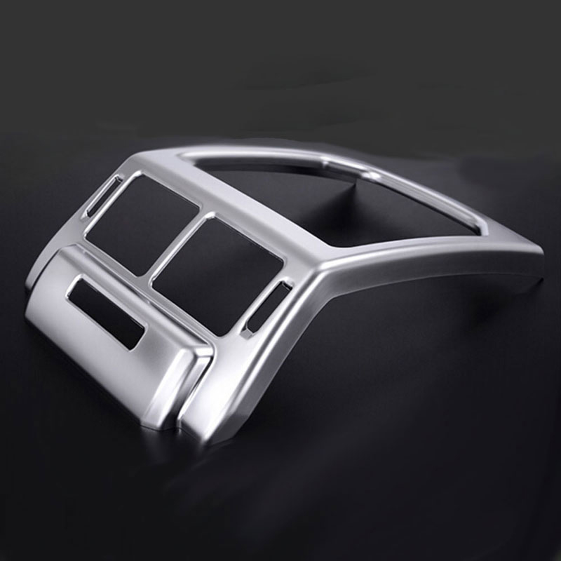 For Land Rover Range Rover Evoque 2014 2016 Car Interior Accessories Rear Air Outlet Vent Protection