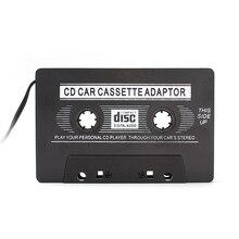Авто-стайлинг кассета ipod aux cd стерео конвертер аудио универсальный автомобиль адаптер