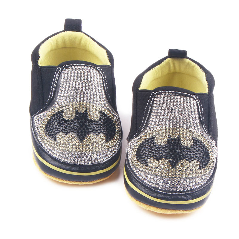Zapatos Batman infantiles X5kz4EAT