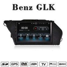 Android 9,0 Автомобильный мультимедийный плеер gps навигация для Mercedes Benz GLK X204 2008- с BT DVD SD USB стерео 8 ядерный 4G+ 32G