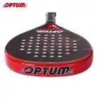 OPTUM ELITE 3K Углеродное волокно Pro теннисные ракетки для бадминтона Pop Tennis Paddle Raquete Padel Лопата Padel Pala с чехлом - 4