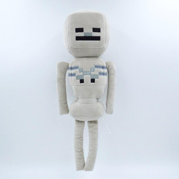 26 cm novo esqueleto minecraft minecraft boneca brinquedos de