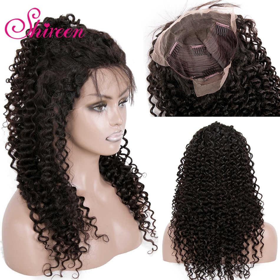 Кудрявые вьющиеся 13*4 волосы на кружеве al Remy бразильский парик для женщин кружева спереди человеческие волосы парики предварительно сорванные 150% плотность курчавые человеческие парики