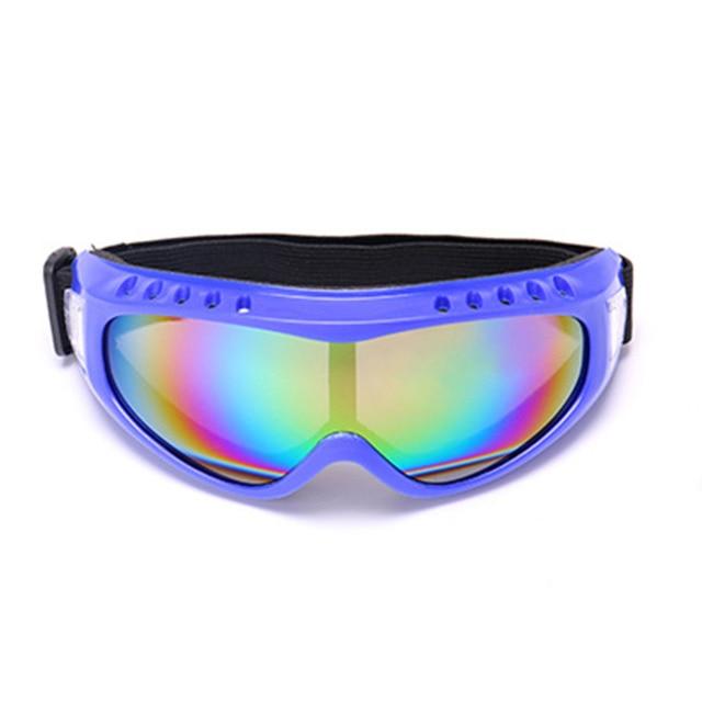 79e77e781b9 UV400 Windproof Snowmobile Cycling Eyewear Dirt Bike Racing Glasses For Goggles  Outdoor Riding Adjustable Headband Anti