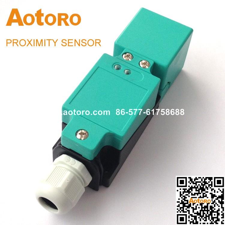 proximity sensor TP40-20DP3 PNP NO+NC electric proximity switch ...