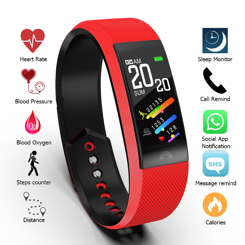 BANGWEI Women Smart Watch for iPhone Android Phone with Fitness Sleep Monitoring Waterproof Remote Camera Smart sport watch+BoxBANGWEI Women Smart Watch for iPhone Android Phone with Fitness Sleep Monitoring Waterproof Remote Camera Smart sport watch+Box