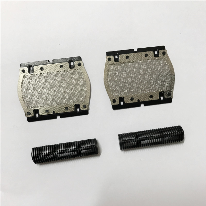 New 2 x Shaver Foil and 2 x Blade for BRAUN 550 570 P40 P50 P60 M30 M60 M90 555 575 5604 5607 5608 560 shaver razor braun m90