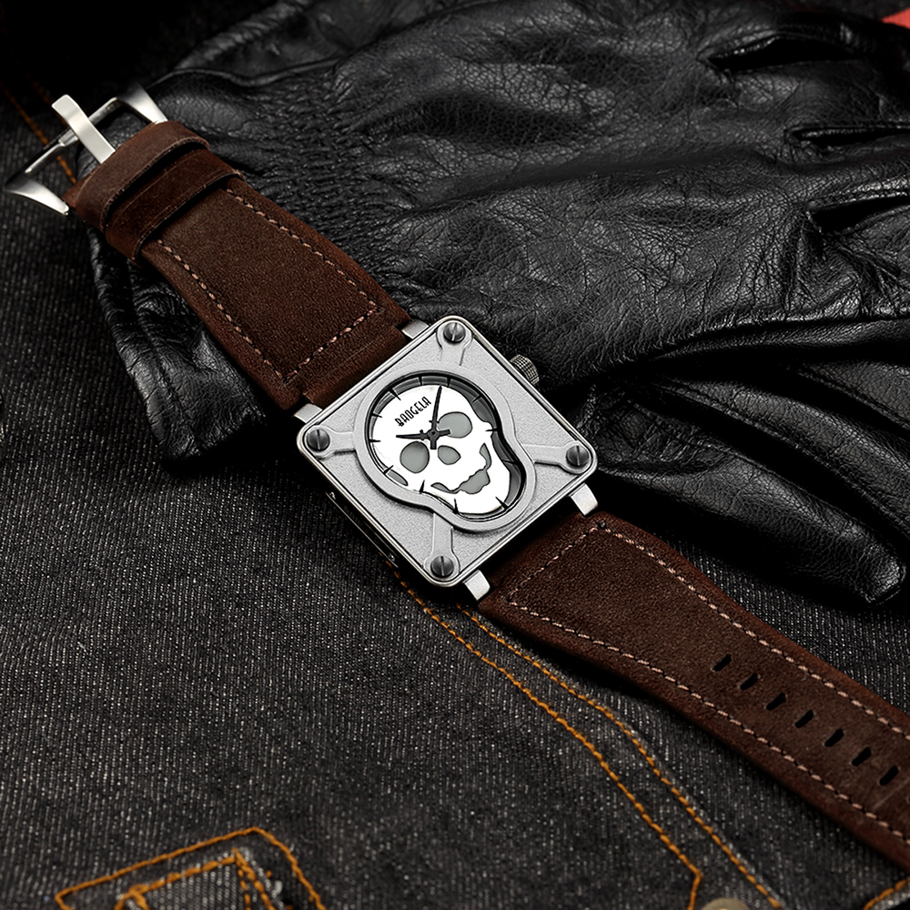 BAOGELA Analog Quartz Waterproof Wrist Watch Fashion Luminous Mens Watch цена и фото