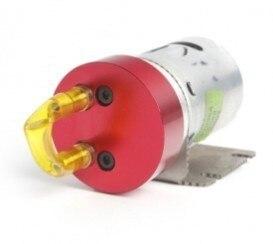 Image 2 - تصميم جديد diy المعادن والعتاد مضخة كهربائية ل نظام rc الدخان (كامل معدن)