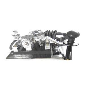 Image 3 - Radio à ondes courtes Morse code Morse CW pièce secrète accessoire de production dénergie Changshu K4 clé K 4 main