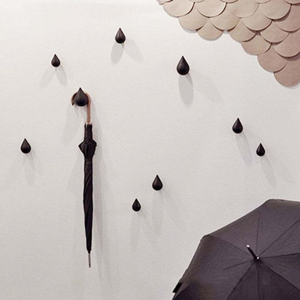 New resin water drop design hook decorative home wall hanging hook new resin water drop design hook decorative home wall hanging hook home in hooks rails from home garden on aliexpress alibaba group amipublicfo Choice Image