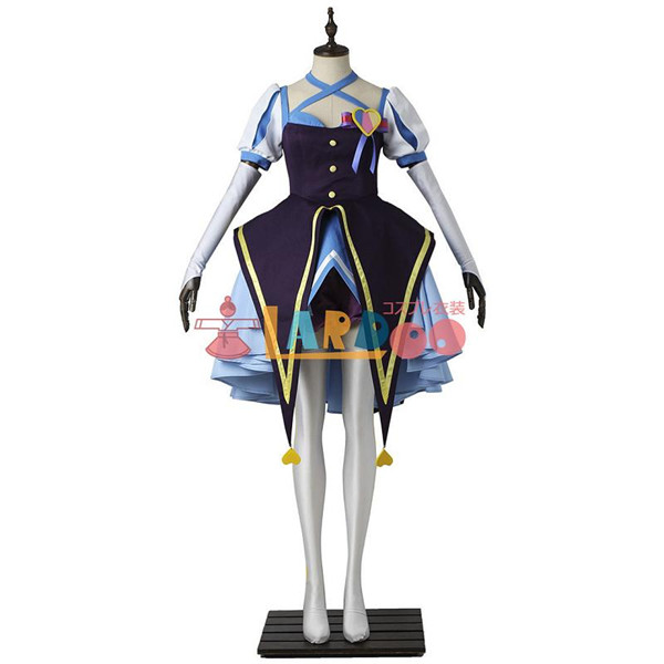 2019 offre spéciale Costume Cosplay l'idolm @ STER Star!! Filles Kanzaki Ranko robe beaux ensembles complets