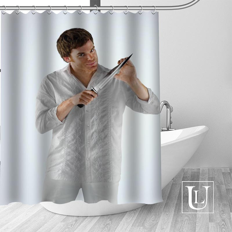 Detail Feedback Questions About Waterproof Bathroom Curtains Modern Dexter Shower Curtain Polyester Bath Screens Customized On Aliexpress