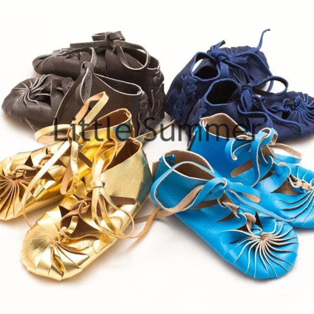 DIY cuero Genuino zapatos de Bebé y niños de Estilo Personalizado para su diseño de Producción de cualquier Color y Estilo zapatos Personalizados para su Bebé