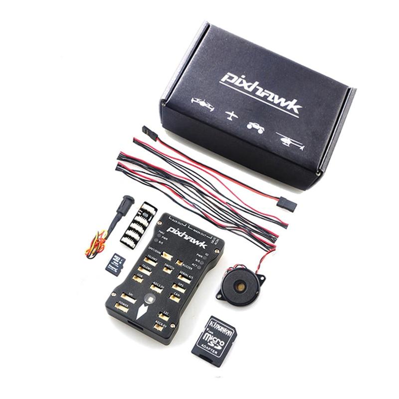 Tarot PIX 2.4.6 Flight Controller Pixhawk PX4 Autopilot32 Bit ARM Set Case Buzzer I2C Cables for RC Multicopter Quadcopter FPV chip lqfp32 stm32f030k6t6 patch 32 bit arm micro controller