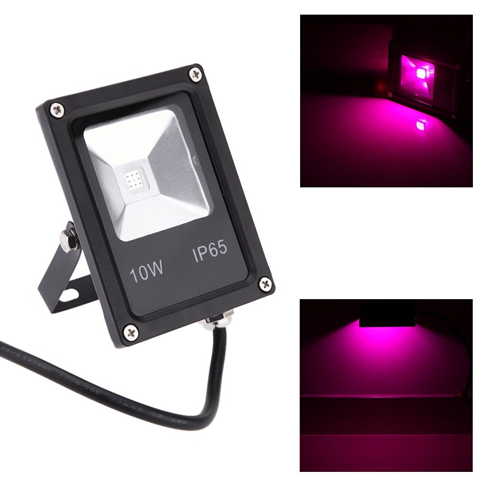 Led Grow Lights Flood Light 10w 20w 30w 50w IP65 Waterproof Outdoor lamp Security Hydrop ...