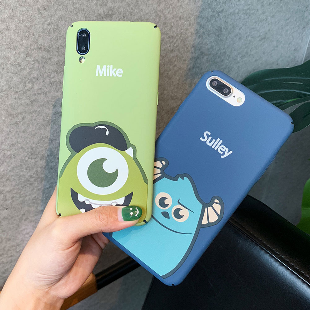 PC Phone Case For iPhone 7 8 6 6S 6 Plus 6S Plus 7 Plus 8 Plus Case Funny Phone Cover High Quality Anti knock Cover in Fitted Cases from Cellphones Telecommunications