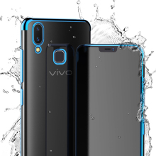 Luxury Plating Case For VIVO X27 X23 X21 X20 Plus Soft TPU Gilded Shining Back Cover X9S X7 V7 Y5 Y66 Y67 Y85