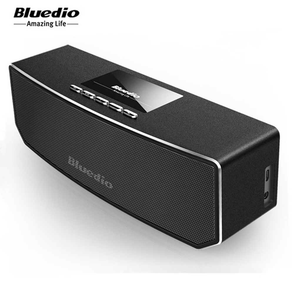 hifi powerful sound box bar audio blutooth som mini music wireless portable bluetooth speaker. Black Bedroom Furniture Sets. Home Design Ideas