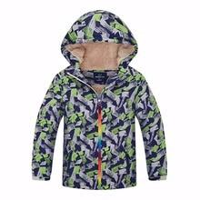 دافئ الشتاء الطفل معطف يندبروف طفل الفتيان السترات الأطفال ملابس خارجية غير رسمية الملابس ل 3 12 سنة مؤشر مقاوم للماء 5000 مللي متر