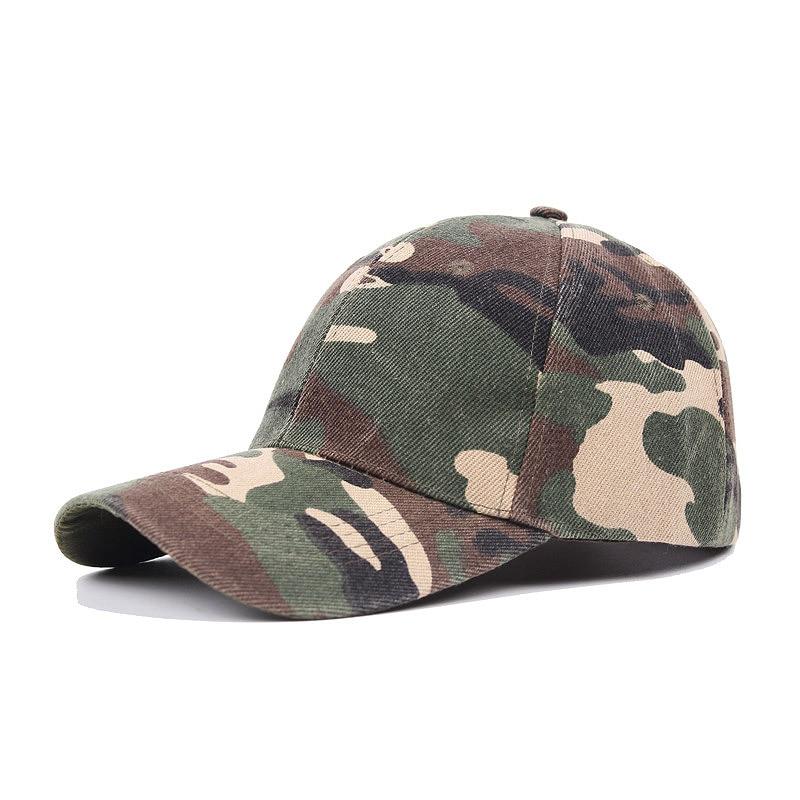High Quality Unisex Camouflage Color Snapback Adjustable Women Men Cool Hip Hop Baseball Caps new 2017 hats for women mix color cotton unisex men winter women fashion hip hop knitted warm hat female beanies cap6a03