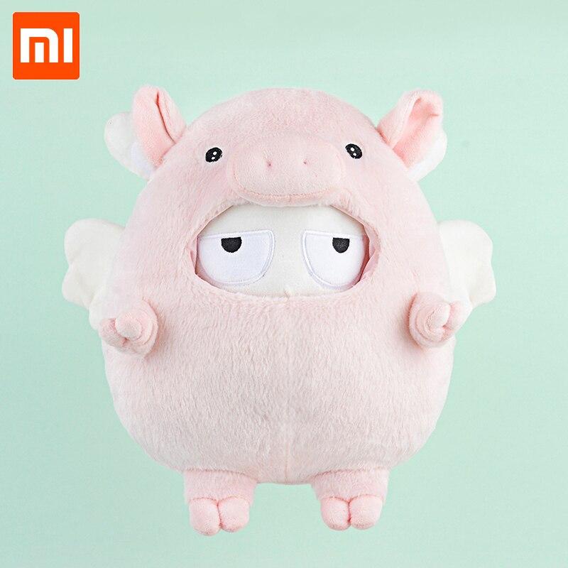 Original Xiaomi Mitu Pig Doll 25CM PP Cotton & wool Cartoon Cute Toy Gift for Kids Girls Boys Birthday Christmas friend
