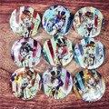 58 MM LoveLive Mago Despertar KOTORI UMI NICO MAKI ELI HANYO RIN TOJO Honoka Badge Pin BOTONES Atrás Anime Colecciones LLS9