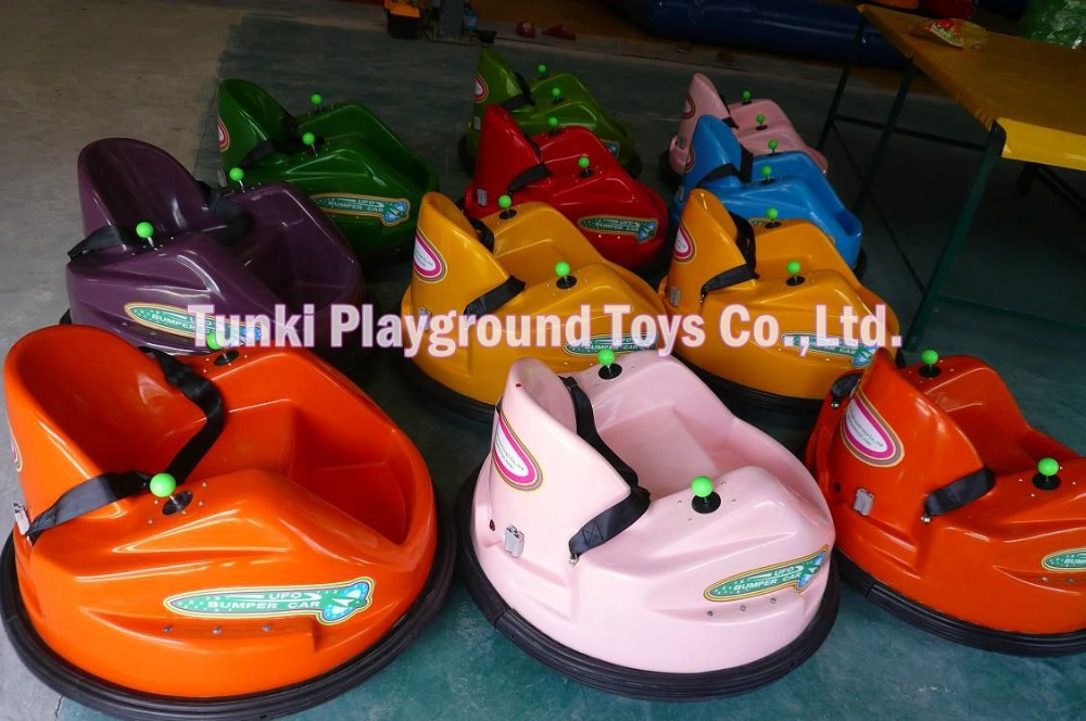 Mini Electric Kids Bumper Car