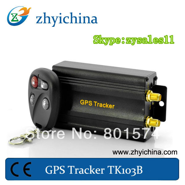 Real time vehicle gps tracking device with acceleration alarm Quad Band software Small Gps Tracker with