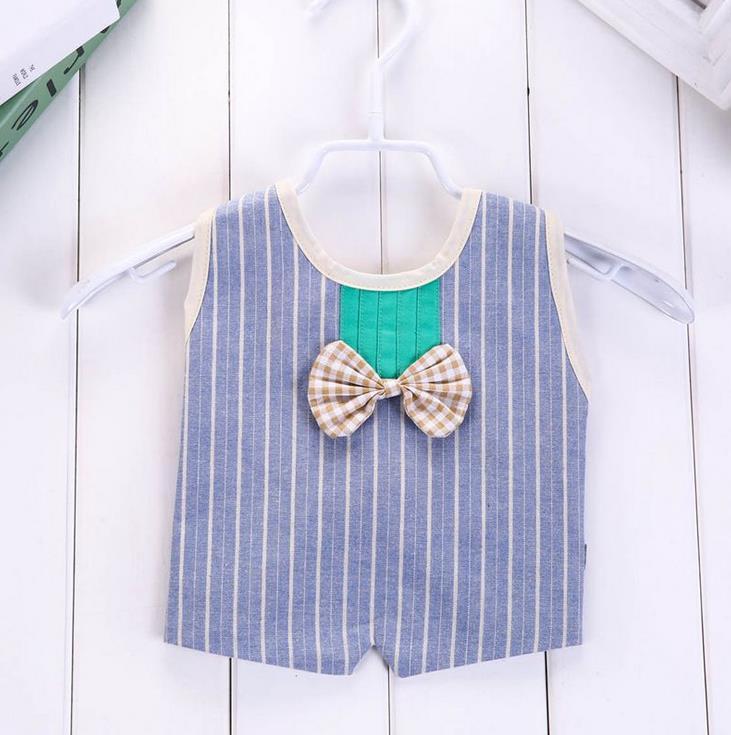 2016 summer 3pcs bows Waterproof striped Baby Bibs Embroidered Cotton Bibs Newborn Saliva Towels Infant Wear Burp Cloths Baberos