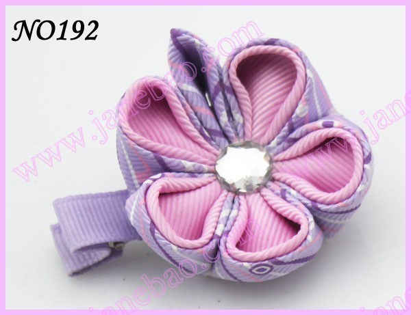 Разноцветные розовые 220 шт цветок канзаши заколки для волос катушка для значка заколки для волос держатель