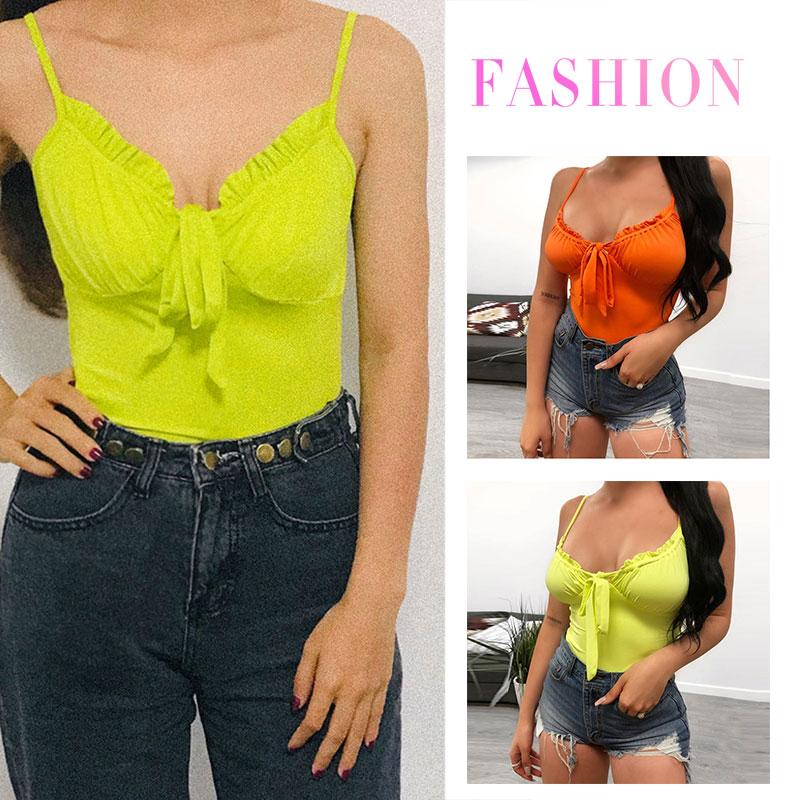 Bodycon Rompers Bodysuit   Jumpsuit   Slim Neon Bodysuit Neon   Jumpsuit   Off The Shoulder Sleeveless Hot Women
