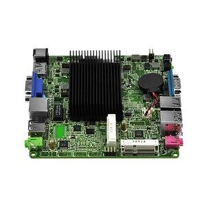 Image 3 - QOTOM Bay Trail j1900 mini itx placa base Q1900G P, Quad core 2,42 Ghz, DC 12V nano itx placa base