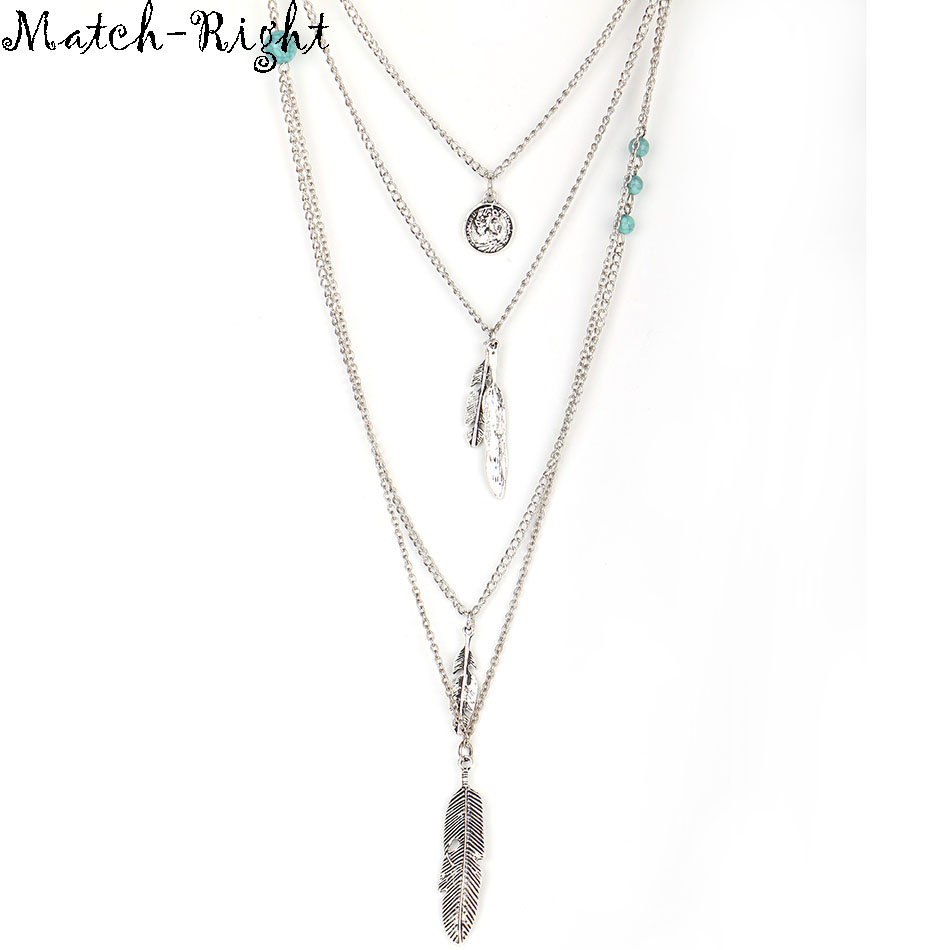 How To Use Necklaces In Layers