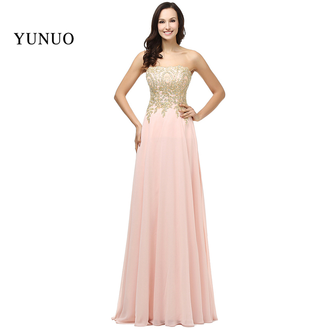 Chiffon A Line Prom Dresses Beaded Appliques Lace Up Off Shoulder ...
