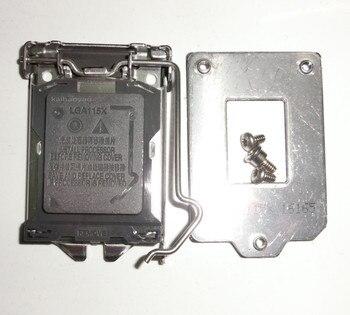 Gniazdo LGA115X obudowa ochronna bloku procesora 115X wieszak stojący na gniazdo 1150,1155, 1156,1151