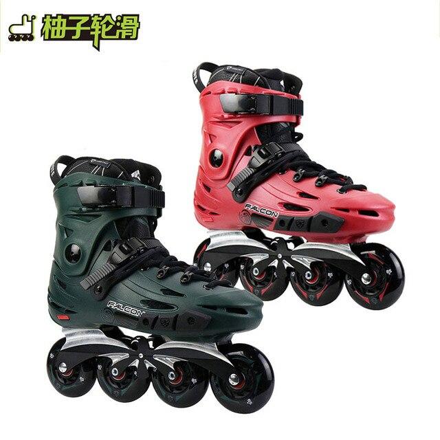 b2ee61afcce16b Japy ролик Flying Eagle F6s роликовые коньки с 8 оригинальный Hyper колеса  Сокол обувь для роликов