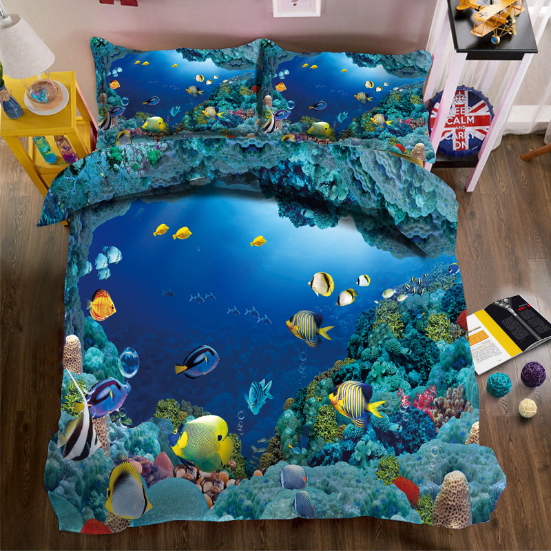 Online Buy Wholesale Underwater Bedding From China