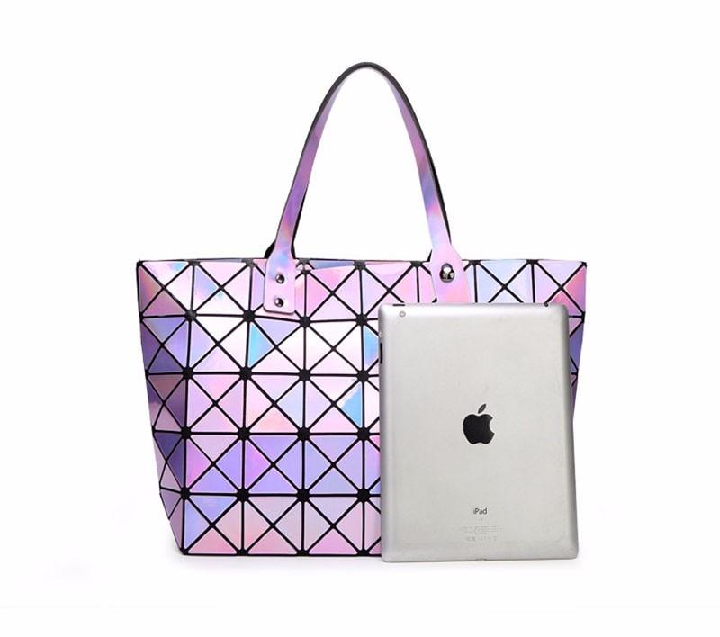 Laser-BaoBao-Women-Dazzle-Color-Plaid-Tote-Casual-Bags-Female-Fashion-Fold-Over-Handbags-Lady-Sequins-Mirror-Saser-Bag-Bao-Bao_10