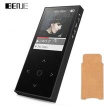 BENJIE X1 Pantalla Táctil MP3 Player FM Radio Record Grabadora de Voz eBook Lector de Larga duración de la Batería Digital de Audio Reproductor de Música