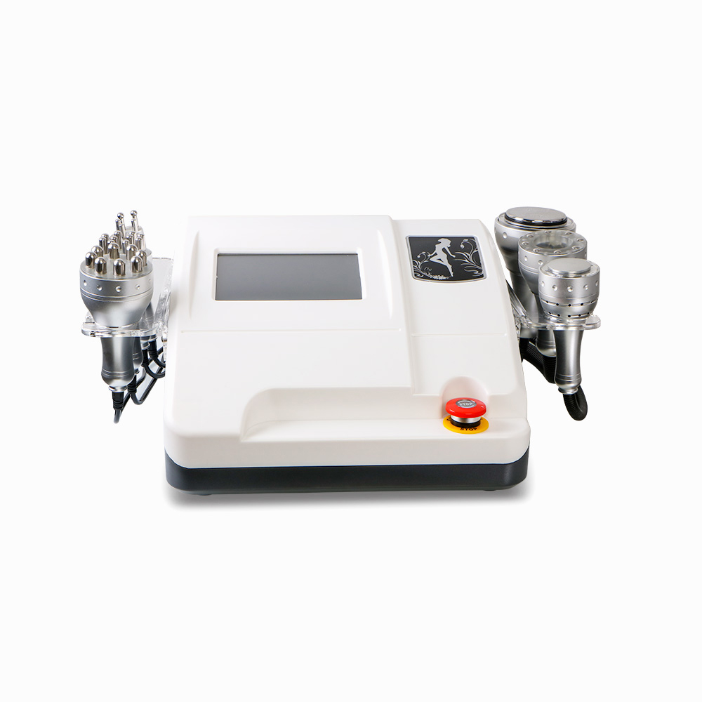2019 Latest Model 8in1 RF Radio Frequency Vacuum Lipo Laser Cavitation Body Shaper Weight Loss Slimming Machine SPA
