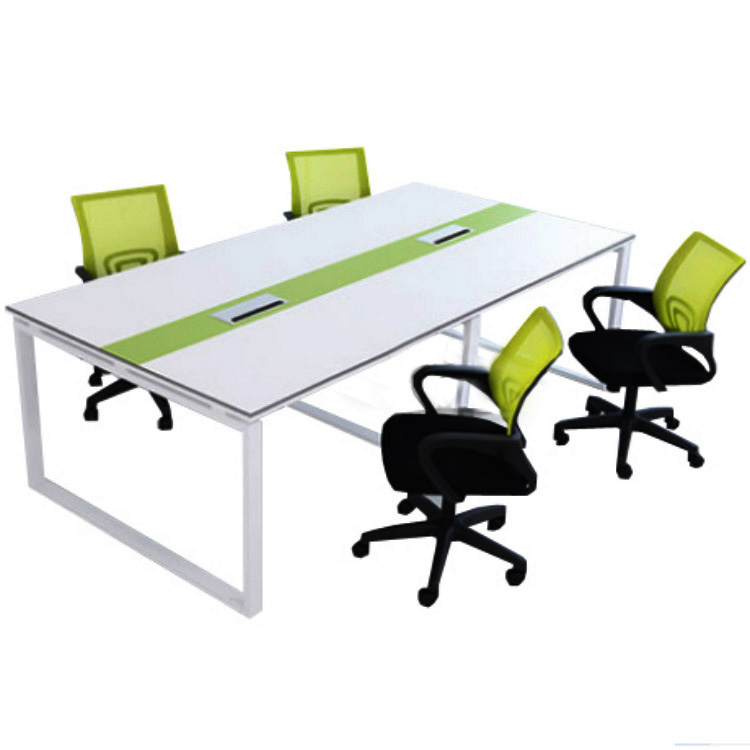 office furniture conference table desk new fashion steel plate small training tables negotiating on aliexpresscom alibaba group - Small Conference Table