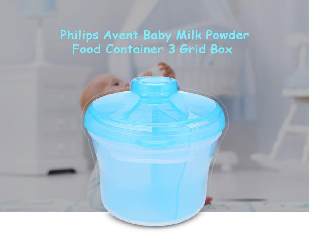 Fütterung Baby Milch Pulver Container Tragbare Milch Pulver Abdichtung Lagerung Box Kinder Formel Lebensmittel Lagerung Spender Microweave Gefrierschrank Sicher
