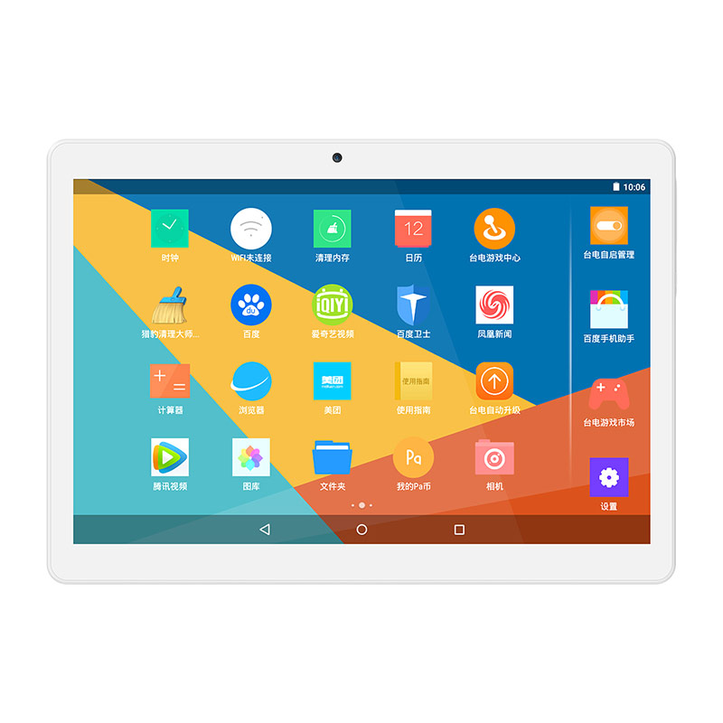 10.1 teclast 98 octa core phone call tablet 1200*1920 2GB 32GB BT 5.0MP Camera Phablet Android 6.0 MT6753 Octa Core Tablet PC