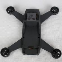 Корпус дрона без двигателя, запасные части для хобби, средняя оболочка, металлический корпус, легкая установка, для DJI Spark