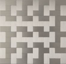 Self adhesive kitchen backsplash tiles,self aluminum tiles,LSAP02